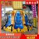 郑州迷你小摆锤特别适合流动经营丨小摆锤游乐设备厂家