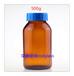 棕色固体化学试剂玻璃瓶