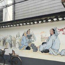 荆州文化墙墙绘黄冈文化墙潜江文化墙