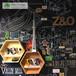 广州磁善家生产磁性教学黑板墙无尘湿擦绿色健康磁性软黑板