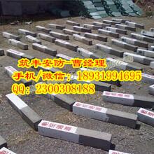 阜阳市电缆标志桩厂家未来的成功属于质量领先者图片