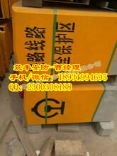 延安市铁路百米标厂家图片