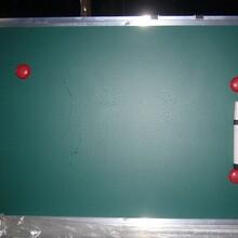 供應北海教學黑板定制磁性白板移動白板報價圖片