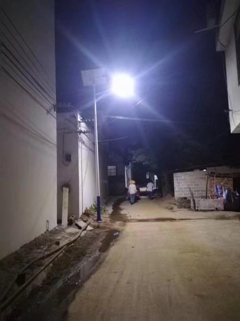 供应北海庭院灯杆公园小区景观灯杆太阳能路灯批发
