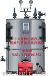 燃油气立式蒸汽锅炉图片