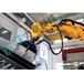 力泰科技折弯机器人辅助电液数控折弯机加工钣金折弯