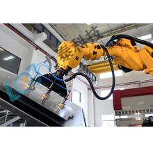 力泰科技数控折弯机器人钣金机器人实现自动化流水线图片