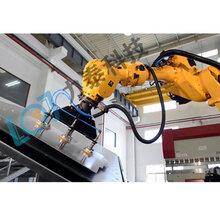 力泰科技折弯机器人辅助电液数控折弯机加工钣金折弯图片