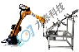 产品要闻锻造自动化生产线力泰自动化上下料机械手