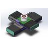 璟丰XY轴系列直线电机模组JFLHDU310-3+JFLHU210-2