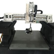 精密直线模组全自动点胶机机械手