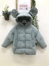 武林兵团儿童加厚棉衣外套童装品牌折扣图片
