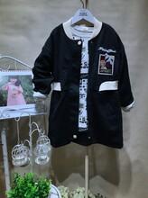 金果果春季儿童保暖套装品牌折扣童装批发图片