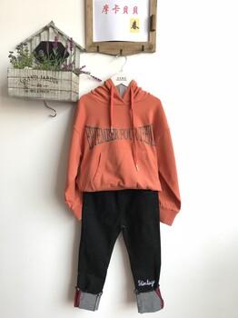 中国摩卡贝贝童装品牌批发市场价格