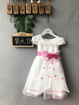 俏天使公主裙