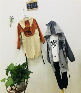南昌哈罗俏童装库存秋冬批发货源图片2