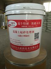 上海混凝土起砂处理剂厂家