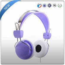 厂家热销电脑耳机头戴式立体声通用手机耳机游戏耳机礼品批发图片
