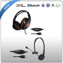 厂家生产时尚新款豪华PS3游戏耳机USB头戴式双耳舒适电脑耳机图片