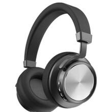 新款无线头戴式降噪6.0耳机HIFI发烧重低音FM插卡蓝牙耳机4.1图片