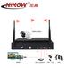 4路无线带屏监控设备套装家用WIFI网络摄像机960P红外夜视高清