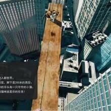 大型vr设备雪山吊桥VR自行车互动虚拟视觉产品租赁