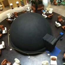 球幕投影系统幻影科技机器人互动ARVR投影设备租赁