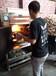 陕西西安地区厨房设备直销:果木牛扒炉,果木披萨炉。