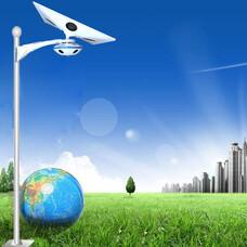太阳能光伏产品,太阳能庭院灯,太阳能监控照明一体灯,太阳能监控