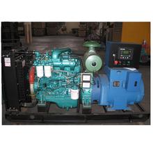 供应玉柴50kw养殖场常用电源YC4D85Z-D20柴油发电机组全铜无刷电机三相交流发电机图片
