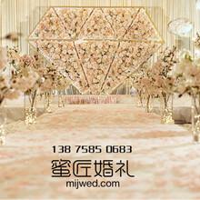 武汉婚礼策划的婚礼蜡烛