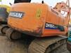 出售二手斗山150挖掘机,车况性能好全国包送