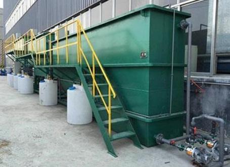油墨废水处理设备小型油墨废水处理设备潍坊海德堡