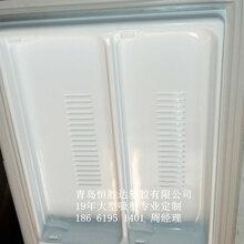 玻璃面板单温柜内胆吸塑加工厂