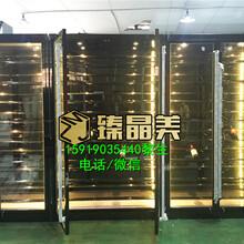 不锈钢恒温恒湿酒柜图片