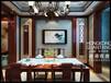 滕州观唐装饰滕州和家园200平中式风格装修效果图案例