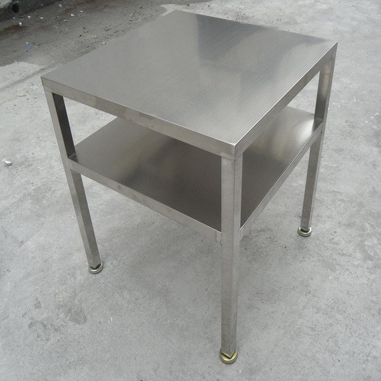 精美不锈钢桌子图片