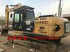 卡特320D挖掘机,价格实惠,免费试车,纯土方车