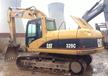 卡特320C二手挖掘机出售,神钢挖掘机价格