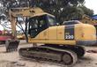 小松220-7二手挖掘机出售,小松二手挖掘机价格