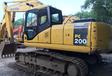 小松200-7二手挖掘机出售,全国免费送货,质保一年