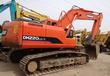 斗山220-7二手挖掘机出售,全国免费送货,质保一年