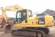 小松200-8二手挖掘机出售,原装进口,车况原版