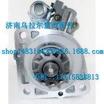 中国重汽豪沃全车件汽车启动机大齿11潍柴WP12起动机