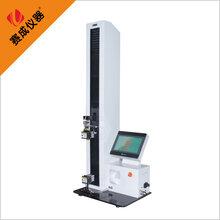 XLW-H注射液用鹵化丁基橡膠塞穿刺力試驗儀圖片