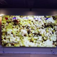 四川46寸拼接屏厂家广元46寸窄边混合拼接46寸高亮价格