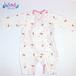 朋鸿:坚持使用纯棉绉纱尿布,有助于宝宝排尿习惯的形成