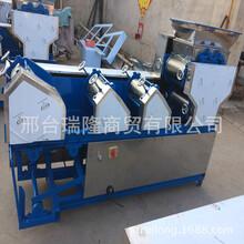 厂家直销压面机大型全自动多功能商用面条机挂面机轧面机6-260图片