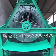 30型沙場篩沙機篩沙機設備大型振動篩沙機水洗滾筒篩沙機圖片