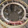 回轉窯大齒輪加工回轉窯輪帶源頭廠家直發